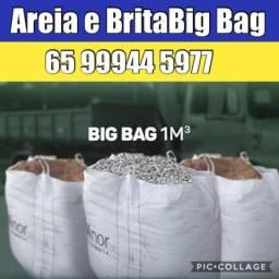 Areia e Brita - BigBag