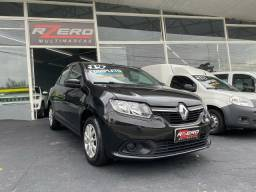 Renault Logan Expression 2019 Completo 1.0 Flex My Link 29.000 Km Revisado