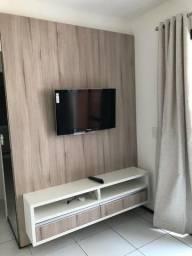 Apartamento mobiliado no Gran Park Passaros/Calhau/Aluguel