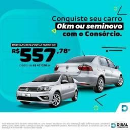 Venha adquirir seu carro pelo consorcio Disal - 2018