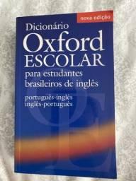 Dicionário Oxford Escolar