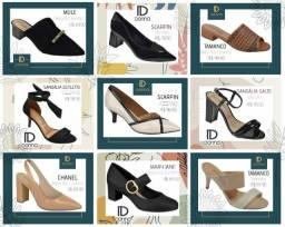 Em Arapiraca-AL - Promoção de sapatos feminino - Beira Rio e Vizzano