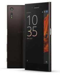 Sony XZ F8331 lacrado preto 32 gb 3 gb 23 mp processador Snapdragon 820 fotos 4k