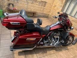 Maravilhosa Harley-Davidson Electra ultra Glide Limited SÉRIE CVO