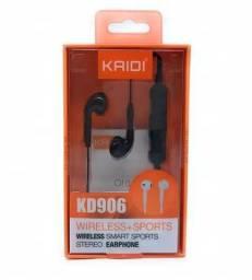 Fone Bluetooth Wireless Stereo Kaidi KD-906 Original - Imperium Informatica