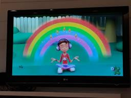 TV LG 50 polegadas Plasma incrível! Oportunidade!!!