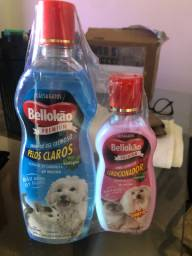 Shampoo e condicionaro para cães e gatos (lacrado)