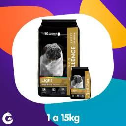 Ração Selecta Dog Excellence Super Premium Raças Pequenas Light