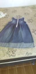 Vendo vestidos de de 4 a 10 anos usados
