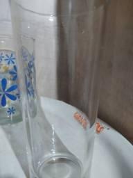 Copo de vidro 20 unidades