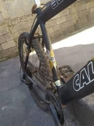 Vendo bicicleta usada marca caloi