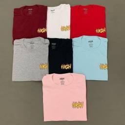 Camisetas básicas HIGH