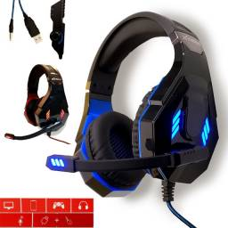 Headset Gamer Pro PS4, Smartphone, Pc Top!