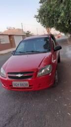 Chevrolet Celta Life 1.0 Flex Power Ano 2012 Modelo 2013 Vermelho