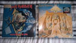 Lote LPS vinil rock metal