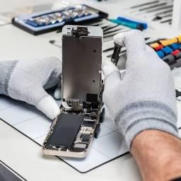 Manutenção iPhone a domicílio tela, bateria e outros