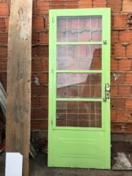 Título do anúncio: Porta e janela de Aço e Pia inox