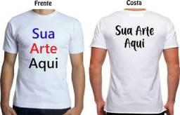 Título do anúncio: Camisetas personalizadas