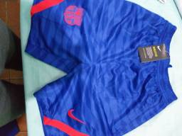 Título do anúncio: Shorts Barcelona linha 1:1