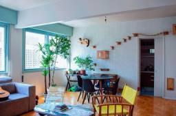 Título do anúncio: Lindo apartamento de 02 dormitório arejado, ensolarado e silencioso no Centro Histórico.