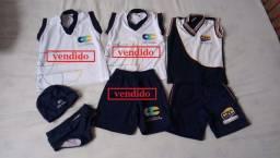Título do anúncio: Farda Colégio Zuleide Constantino Infantil - NOVA
