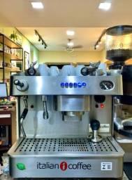 Título do anúncio: Máquina de Café Italian Coffee