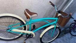 Título do anúncio: Bicicleta nova pouco de uso