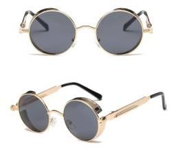 Oculos Modelo Redondo Feminino e Masculino Original<br>
