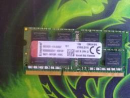Memória para notebook 8GB