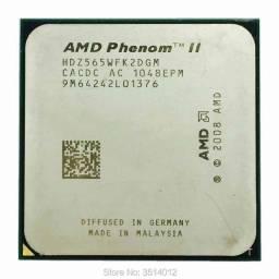 Título do anúncio: T.r.o.c.o Phenom II x2 565 + 150$ Volta