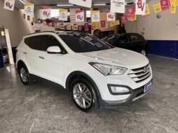Hyundai santa fÉ 2015 3.3 mpfi 4x4 v6 270cv gasolina 4p automÁtico