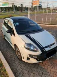 Fiat Punto 1.8 16v Blackmotion - 2017 (Faço Parcelado)