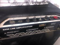 Título do anúncio: Cubo amplificador para baixo