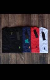 Título do anúncio: Camiseta básica Ralph Lauren (M)