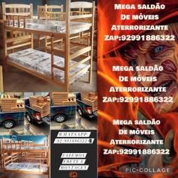 Título do anúncio: Beliche mas conforto pra sua família!!!