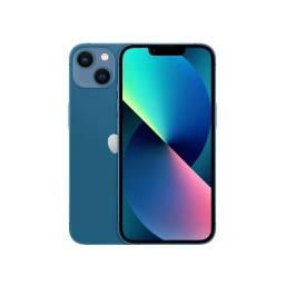 Título do anúncio: Iphone 13 Pro Azul Lacrado 256gb/ aceito troca no 7 ou superior+ volta.