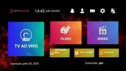 Título do anúncio: Lista smart TV Paga M3u Atualizada 2021