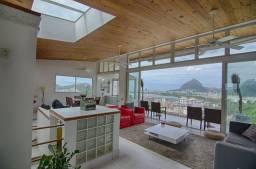 Casa à venda com 3 dormitórios em Jardim botânico, Rio de janeiro cod:10517433