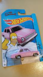 Hotwheels The Simpsons Tematico