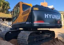 Título do anúncio: Escavadeira Hyundai 140lc 2021 A Pronta Entrega