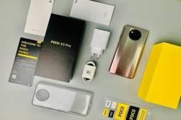 Título do anúncio: Troco por iPhone !! Novo 4 dias de uso , aceito iPhone SE 20 ou 8 plus garantia Apple !!!