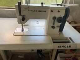 Máquina De Costura Reta E Zig Zag De 02 Pontos, Singer 20u73