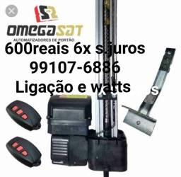 Título do anúncio: Motor ômega 500reais INSTALADO concertina 13reais mt