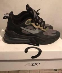 Título do anúncio: Tênis Nike Air Max 270 React original