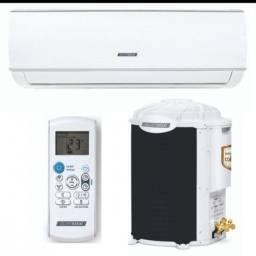 Título do anúncio: Ar Condicionado Split Silvermaxi Springer Midea Hi Wall 18000 BTUs Frio