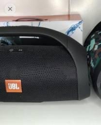 Título do anúncio: caixa de som JBL boombox, faço entrega