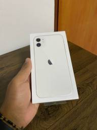 iPhone 11 64 GB Novo/Lacrado /1 Ano de Garantia Apple/Anat