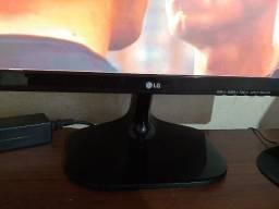 Título do anúncio: Monitor LG 23'8 Polegadas com tela IPS