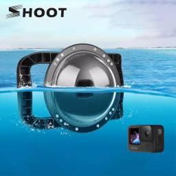 Dome para  GoPro hero 9 original shoot  para câmeras GoPro 9