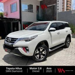 Título do anúncio: Hilux SW4 Diamond 2020 automática. carro extra